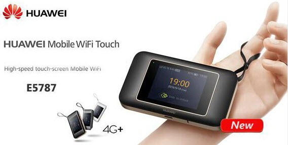 Review: Huawei E5787 Mobile WiFi Touch   Mobile Broadband Blog