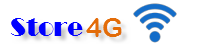 Store4G 4G LTE Router and 4G Modems Homepage